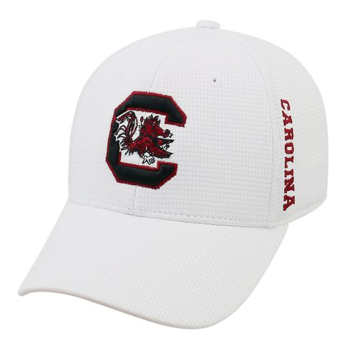 Top of the World Men's University of South Carolina Booster Plus Flex Cap - view number 1