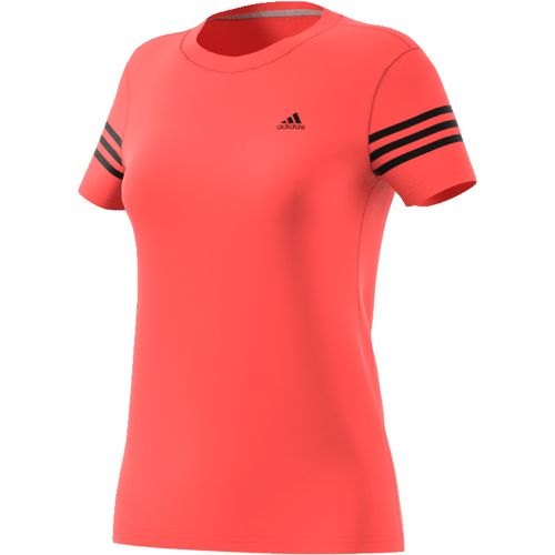 Display product reviews for adidas Women's 3-Stripes BOS T-shirt