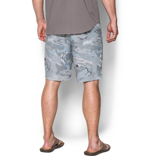 Under Armour Men's Fish Hunter Flat Front Short - view number 4