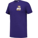 New World Graphics Men's Louisiana State University Football Schedule '17 T-shirt - view number 3