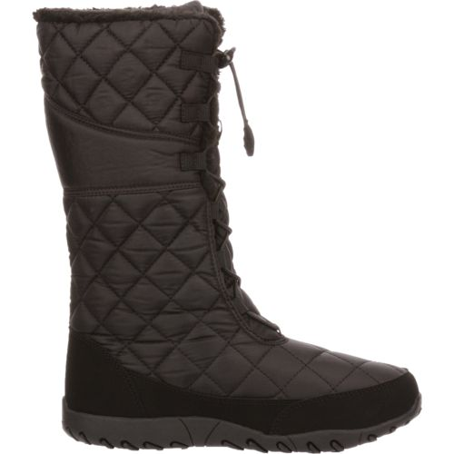 Magellan Outdoors Women's Quilted Nylon Boots