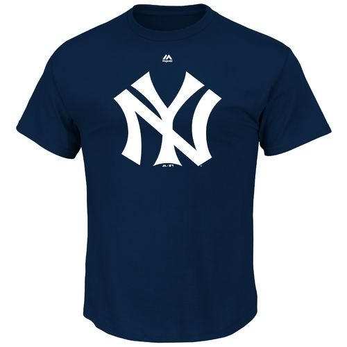 Majestic Men's New York Yankees 1927 Cooperstown Collection Short Sleeve T-shirt - view number 1
