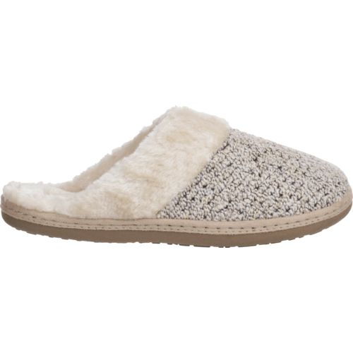 Austin Trading Co. Women's Fuzzy Scuff Slippers