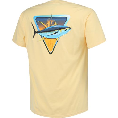 Guy Harvey Men's Quick Exit Pocket T-shirt - view number 2