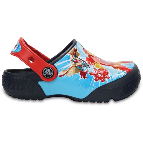 Crocs Boys' Fun Lab Marvel Avengers Clogs