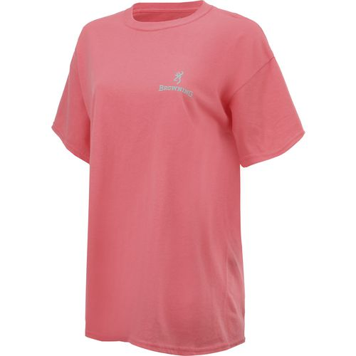 Browning Women's Classic Short Sleeve Graphic T-shirt - view number 3
