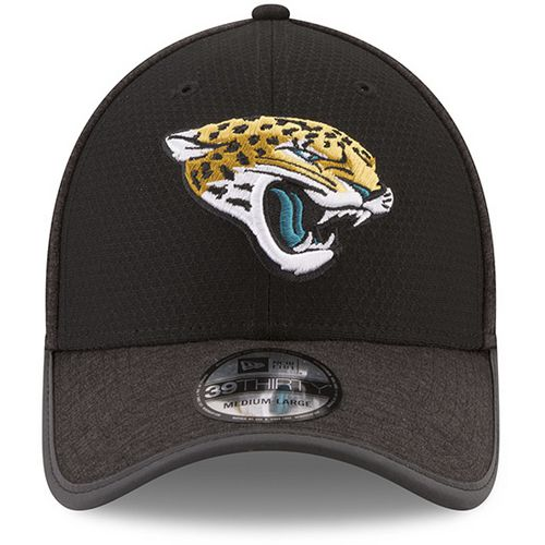 New Era Men's Jacksonville Jaguars 39THIRTY Onfield Team Training Cap - view number 6