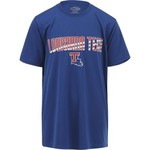 Colosseum Athletics Boys' Louisiana Tech University Team Stripe T-shirt - view number 1