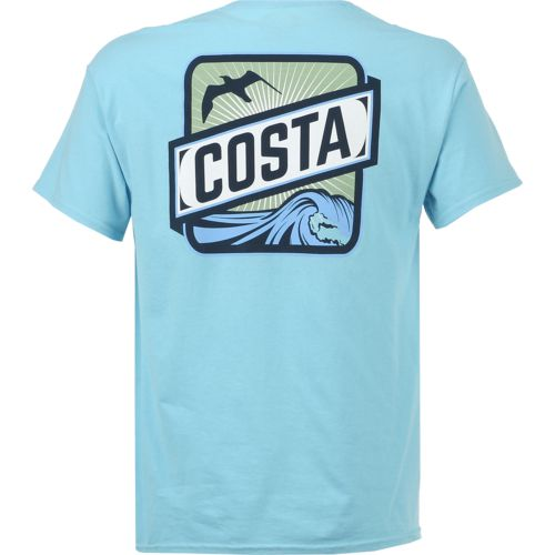 Costa Del Mar Men's Catalina Short Sleeve T-shirt