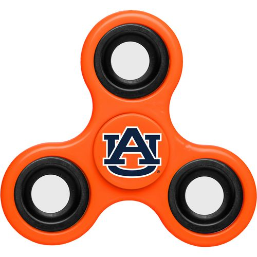 Forever Collectibles Auburn University Diztracto 3-Way Spinnerz Toy