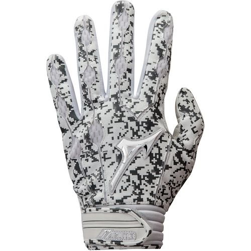 Mizuno Kids' Covert Camo Batting Gloves