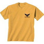 New World Graphics Women's Kennesaw State University Comfort Color Puff Arch T-shirt - view number 2