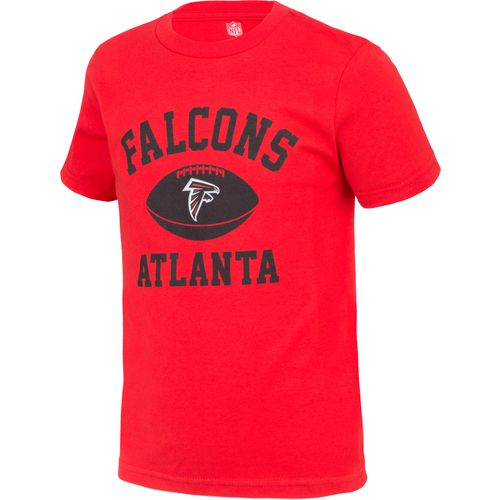 NFL Boys' Atlanta Falcons Standard Issue T-shirt - view number 3