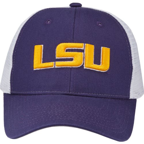 Zephyr Men's Louisiana State University Big Rig 2-Tone Mesh Back Cap