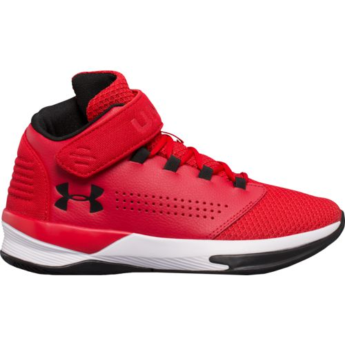 Under Armour Boys' BGS Get B Zee Basketball Shoes