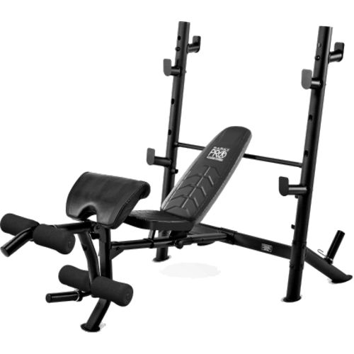 Display product reviews for Marcy Midsize Olympic Bench