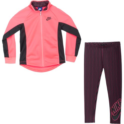 Nike Toddler Girls' Core Tunic Jacket and Legging Set