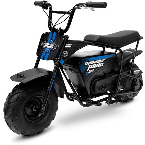 Monster Moto Adults' Classic 1,000 W Electric Mini Bike - view number 1