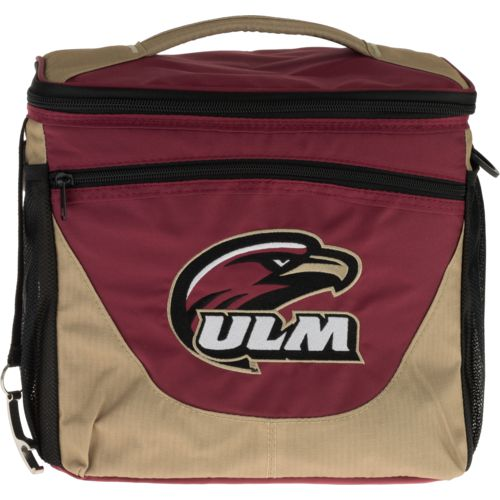 Logo University of Louisiana at Monroe 24-Can Cooler