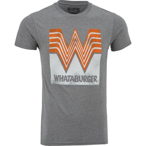 Big Bend Outfitters Men's Whataburger Graphic T-shirt - view number 1