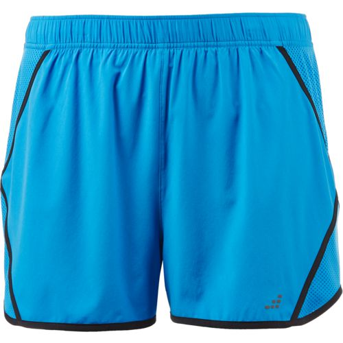 Display product reviews for BCG Women's Side Mesh Panel Plus Size Shorts