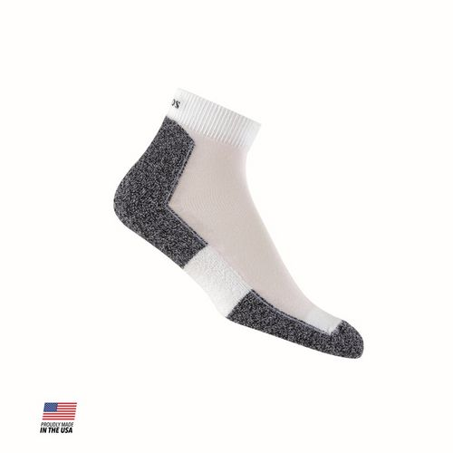 Thorlos Extra Large Adults' Lite Running Mini Crew Socks - view number 1