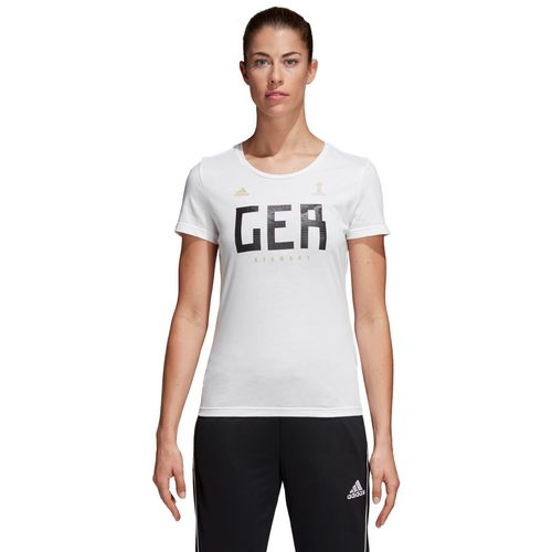 adidas Women's Germany T-shirt - view number 2