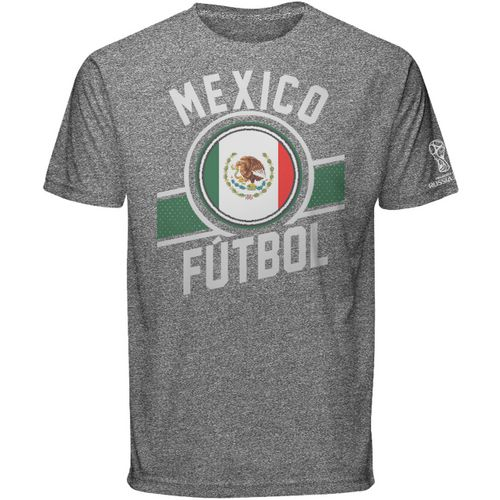 Fifth Sun Men's Mexico Round FIFA World Cup Russia 2018 Performance T-shirt