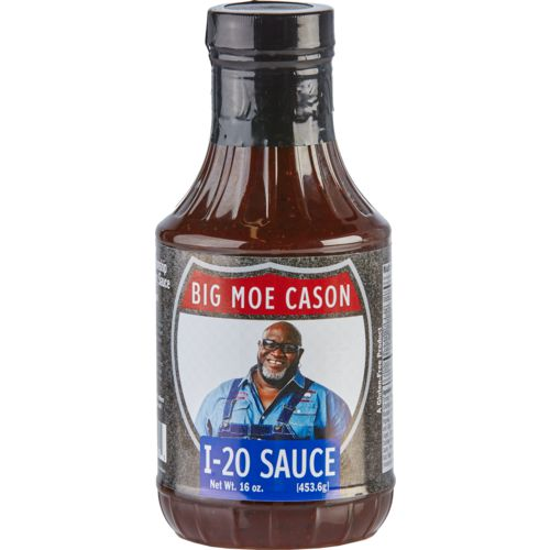 Big Moe Cason 16 oz I-80 Barbecue Sauce - view number 1