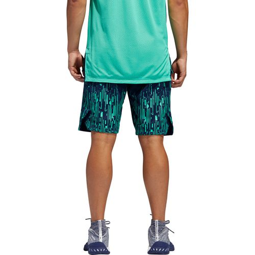 adidas Men's Electric 2 Basketball Shorts - view number 3