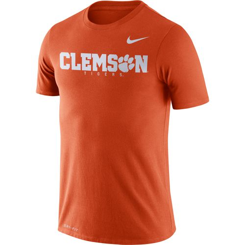 Nike Men's Clemson University Dry Facility T-shirt