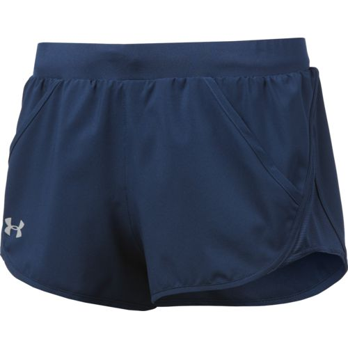 Display product reviews for Under Armour Women's Fly By Mini Running Shorts