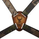 Crooked Horn Outfitters Camo Slide and Flex Bino System