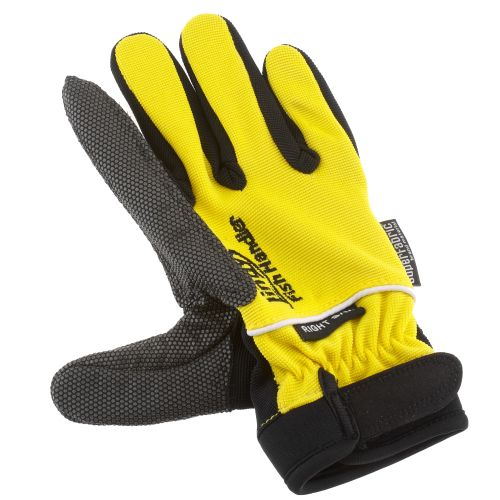 Lindy Adults' Right-handed Medium Fish Handling Glove