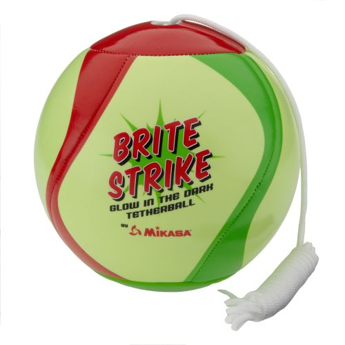 Image for Mikasa Varsity Brite Strike Glow-in-the-Dark Tetherball from Academy
