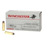 Winchester USA JHP .357 Magnum 110-Grain Handgun Ammunition - view number 1
