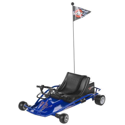 Display product reviews for Razor® Kids' Ground Force® Electric Powered Drifter Kart