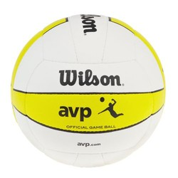 Deals on Wilson AVP Official Game Volleyball