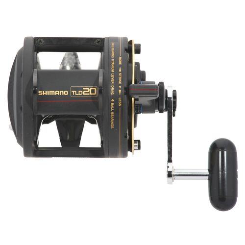 Shimano TLD20 Lever Drag Reel Right-handed - view number 2