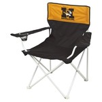 Logo Chair University of  Missouri Armchair