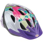 Bell Girls' Rival Bicycling Helmet