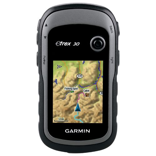 Garmin eTrex  30 WAAS-Enabled Handheld GPS Receiver