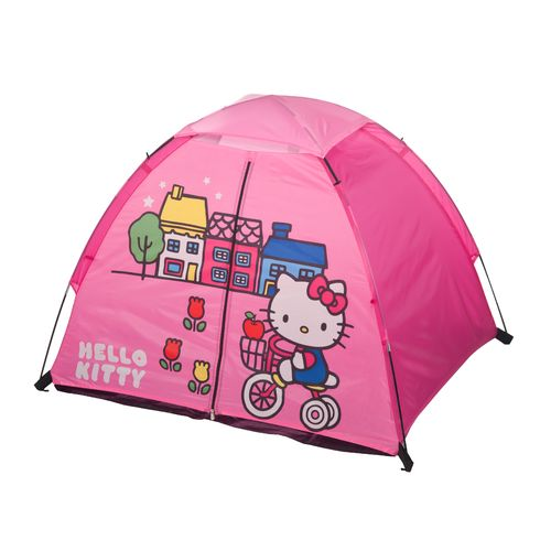 Sanrio Hello Kitty 2-Pole Character Dome Tent