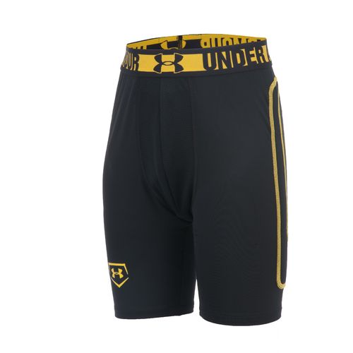 Under Armour® Boys' Break Over Baseball Slider Short