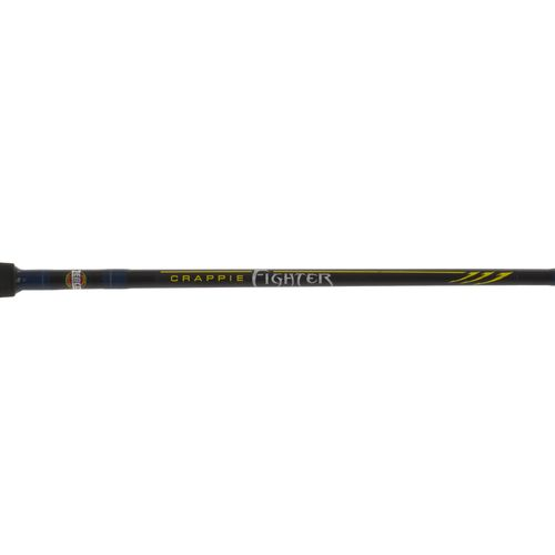 Zebco Crappie Fighter 6' Freshwater Spinning Rod and Reel Combo - view number 2