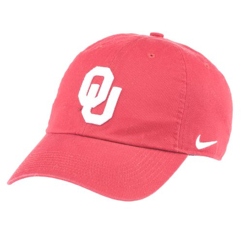 Image for Nike University of Oklahoma Dri-FIT 3-D Tailback Cap from Academy