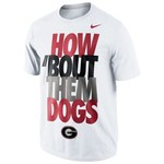 Nike Men's University of Georgia Local T-shirt