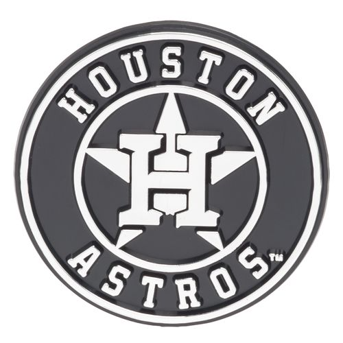 Team ProMark Houston Astros Chrome Auto Emblem