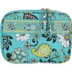 "A.D. Sutton Floral Quilted Cotton 8"" Tablet Case"