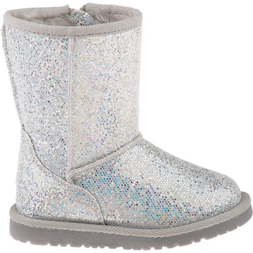 Polar Edge® Toddler Girls' Glitter Winter Boots